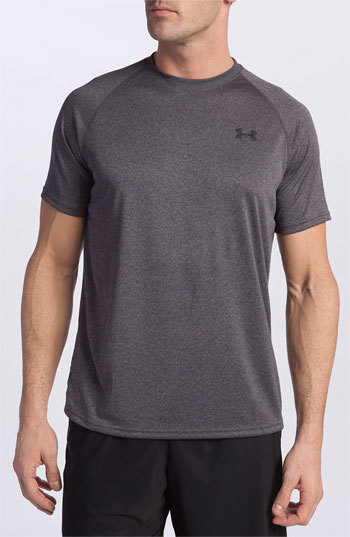 Men's Under Armour 'Ua Tech' Loose Fit Short Sleeve T-Shirt