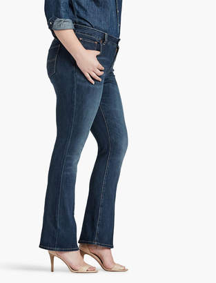 Lucky Brand Plus Size Emma Bootcut Jean In Great Falls