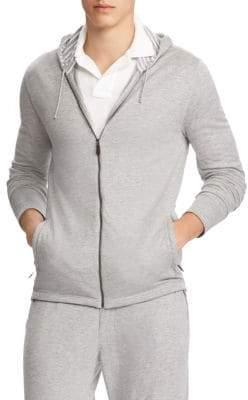 Polo Ralph Lauren Duofold Zip-Front Hoodie