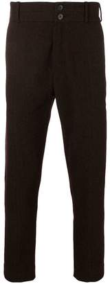 Damir Doma Plicy corduroy trousers