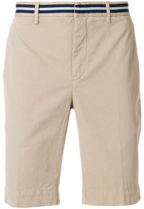 Hackett striped waistband shorts