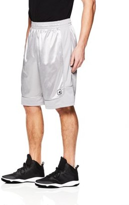 AND 1 AND1 Men's All Courts Basketball Shorts