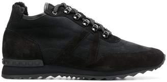 Baldinini studded trim lined sneakers