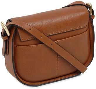 dff111c0c6067c Radley Kempton Market Small Saddle Indus Tan Crossbody Bag