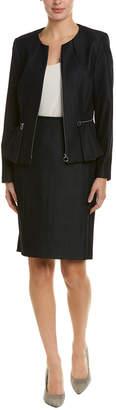 Tahari by Arthur S. Levine Tahari Asl 2Pc Skirt Suit