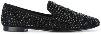 Giuseppe Zanotti Design David formal slippers