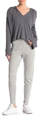 Splendid Solid Knit Sweatpants