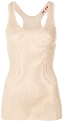 Circus Hotel ribbed tank top