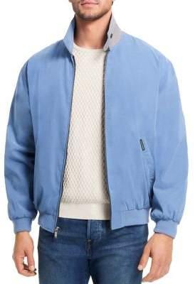 Weatherproof Microfiber Water Repellent Jacket