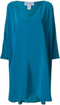 Gianluca Capannolo V-neck shift dress