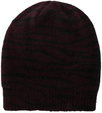 Ssheena knitted beanie hat