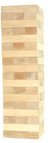 Maranda Enterprises Toppling Timbers Giant Board Game