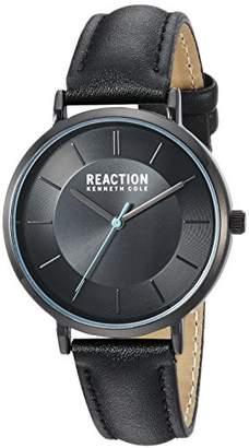 Kenneth Cole Reaction Women's Quartz Metal Casual Watch