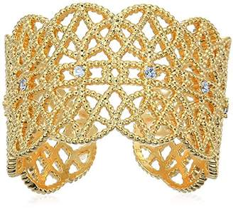 Jules Smith Designs Lace Pave Rings
