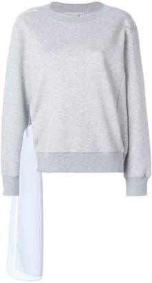 Stella McCartney lace-up sweatshirt
