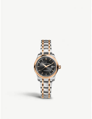 Rosegold CARL F BUCHERER 00.10911.07.33.21 stainless steel and rose-gold watch