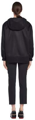 Prada Wool And Cashmere Caban Jacket