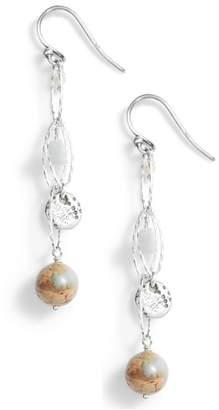 Chan Luu Semiprecious Stone Drop Earrings