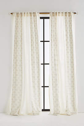Anthropologie Charley Curtain
