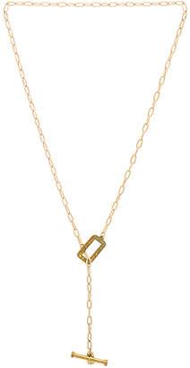 Vanessa Mooney Dallas Toggle Necklace