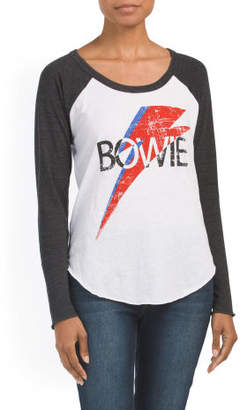Bowie Tee Shirt