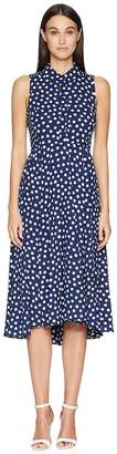 Kate Spade Cloud Dot Midi Dress Women's Dress