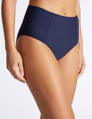 Marks and Spencer High Waisted Bikini Bottoms