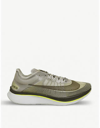 18ac6f22c53ca discount code for at selfridges nike zoom fly mesh trainers fbd9f dbba4
