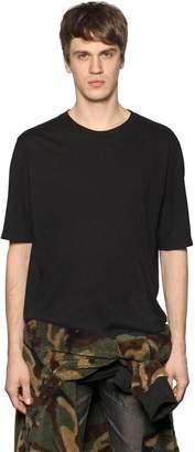 Faith Connexion Oversize Cotton Jersey T-Shirt