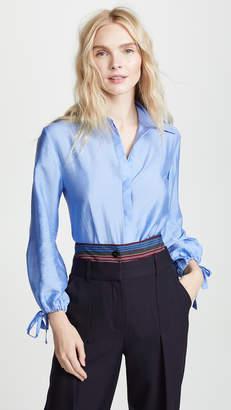 Victoria Beckham Victoria Tie Cuff Shirt