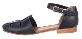 Steven Alan Leather Mary Jane Sandals