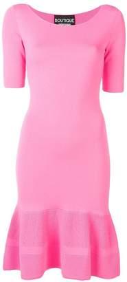 Moschino fitted midi dress