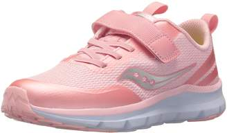 Saucony Girl's Liteform Feel A/C Running Shoes