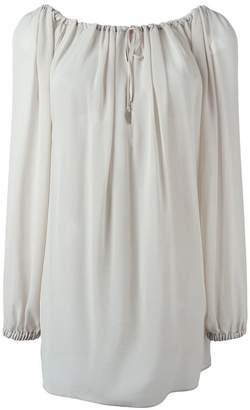 Vivienne Westwood flared longsleeved blouse