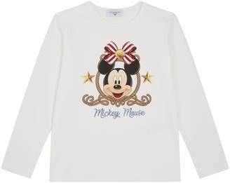 MonnaLisa Mickey Mouse T-Shirt