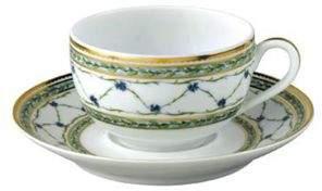 Raynaud Alle Royale Porcelain Tea Saucer