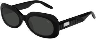 Ruby Oval Sunglasses