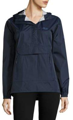 Jack Wolfskin Cloudburst Hooded Jacket