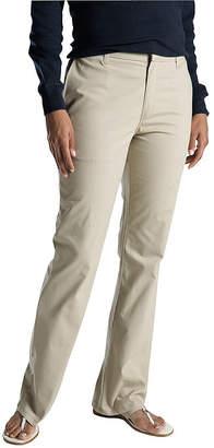 Dickies Misses Slim Fit Stretch Bootcut Pants -Petite