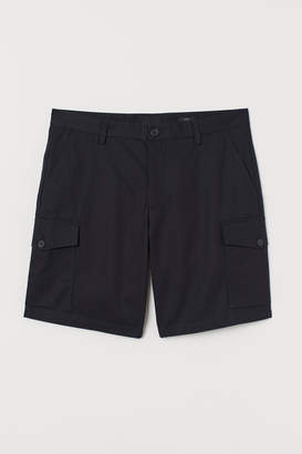 H&M Slim Cargo Shorts