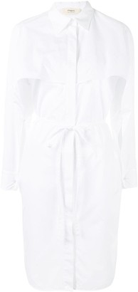 Ports 1961 belted shirt dress