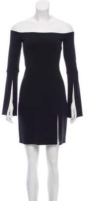 Alexis Off-The-Shoulder Mini Dress