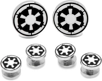 Star Wars STARWARS Imperial Empire Tuxedo Stud & Cuff Links Gift Set