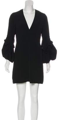 Alexis Fia Long-Sleeve Mini Dress