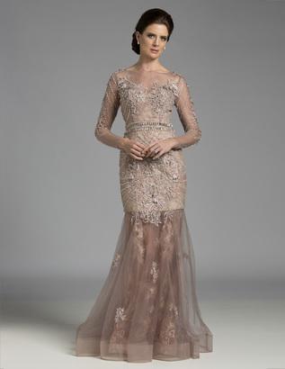 Lara Dresses - 32610 in Mauve $498 thestylecure.com