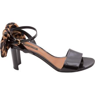 Louis Vuitton Patent leather sandals