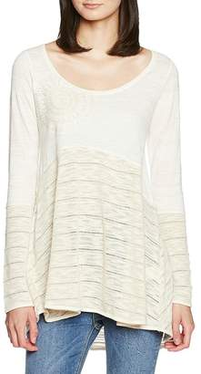 Desigual Noelia Long Sleeve Top