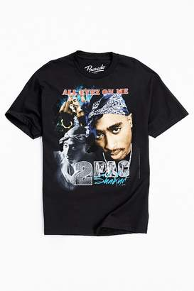 Urban Outfitters 2Pac All Eyez On Me Tee $28 thestylecure.com