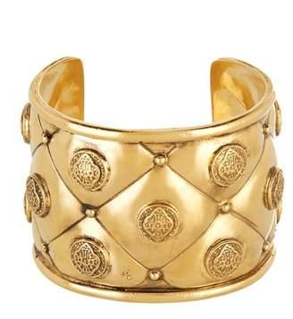 Virgins Saints And Angels Sevilla Alba Gold-Tone Bronze Bracelet