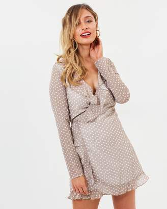 Toby Heart Ginger Candy Apple Dress